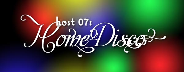 Host 07: Home Disco banner